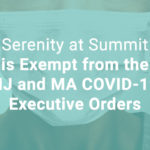 Serenity at Summit exempt from COVID-19 executive order
